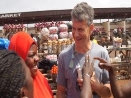 Jos, Nigeria Farmers Market
