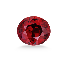Garnet rhodolite