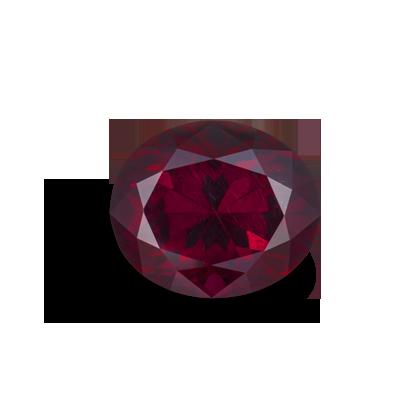 Garnet rhodolite 27.16ct