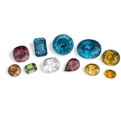 Group of zircon