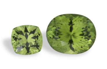 Peridot is one of the most beautiful, verdant green gems found in nature. It is August's traditional birthstone and one that has tremendous history and ancient lore.