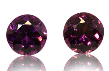 Grape Garnet is a very rare gem.