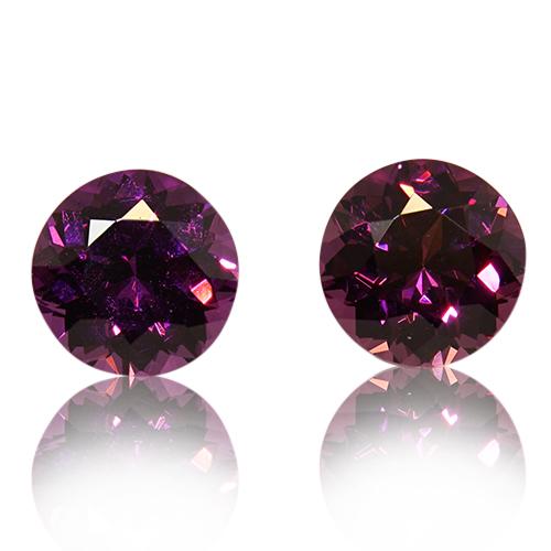 Grape Garnet is a very rare gem.