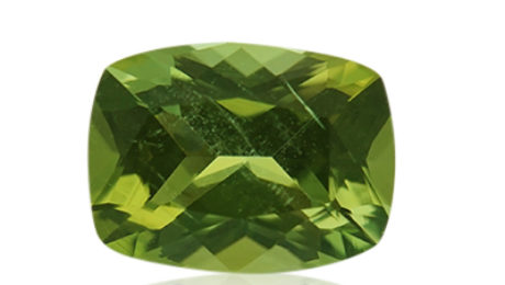 Fine grassy green Tourmaline