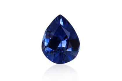 Fine Pear shaped Sapphire