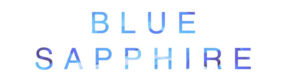 blue sapphire blog